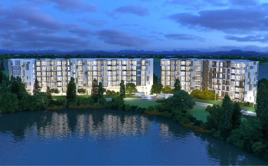 Contemporary 3 Bed Condo in Laguna -1215 - Selling in Cherng Talay for ฿12