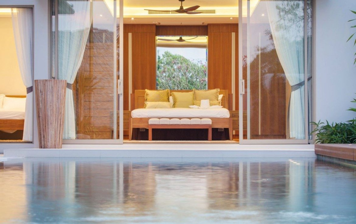 This 3 bedroom / 4 bathroom Villa for sale is located in Layan on Phuket island, Thailand