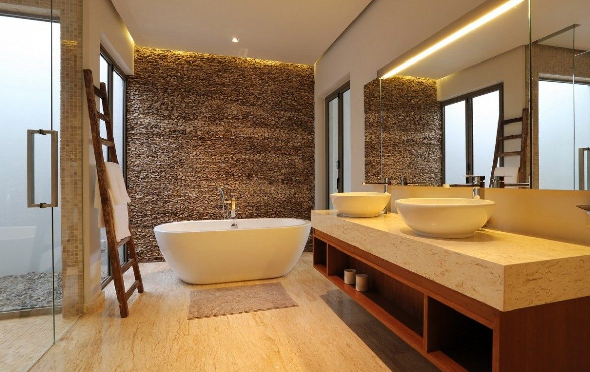 This 4 bedroom / 4 bathroom Villa for sale is located in Layan on Phuket, Thailand