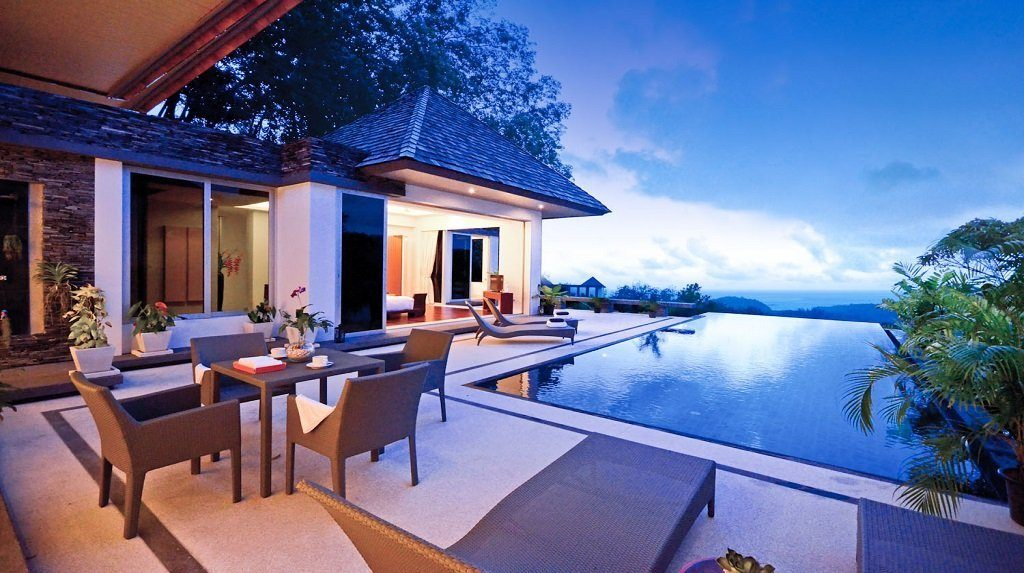 This 5 bedroom / 6 bathroom Villa for sale is located in Layan on Phuket island, Thailand
