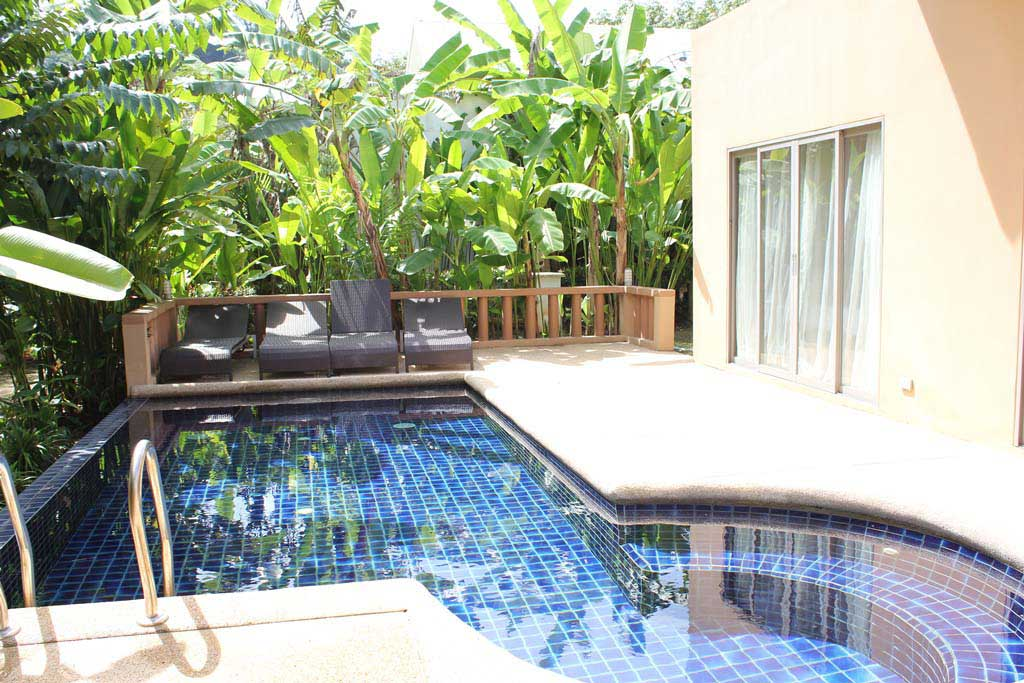 This 3 bedroom / 3 bathroom Villa for sale is located in Naithon on Phuket in Thailand