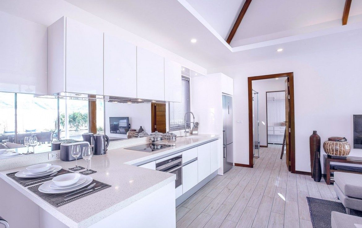 3 bedroom / 3 bathroom Villa in Natai is available for sale, or re-sale.