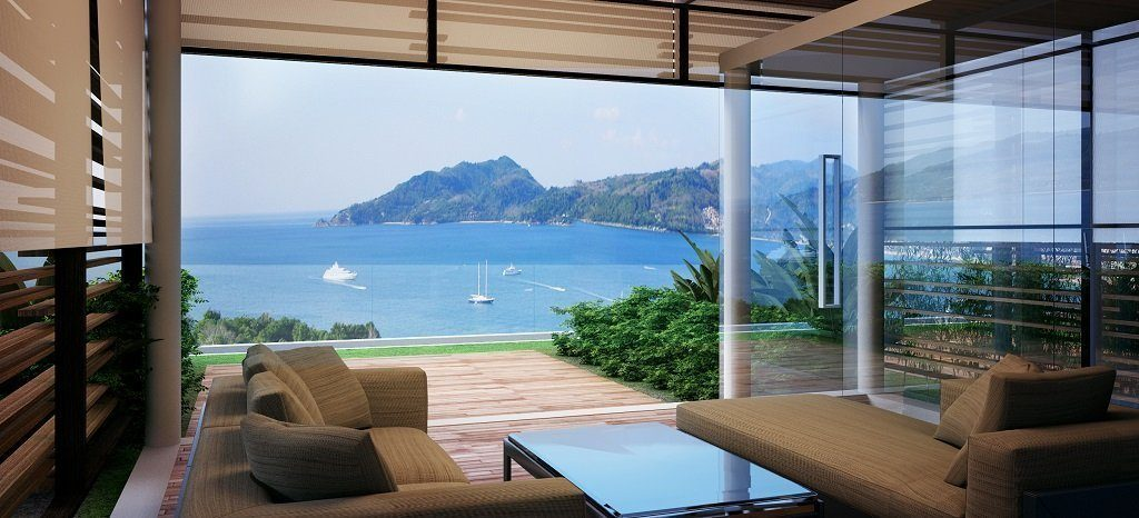 Luxury 3 Bedroom Penthouse in Patong -1177 - Selling in Patong for ฿33