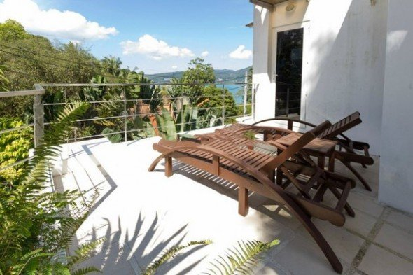 This 4 bedroom / 5 bathroom Villa for sale is located in Patong on Phuket in Thailand