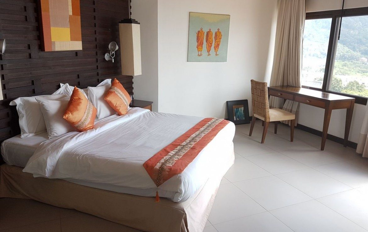 4 bedroom / 3 bathroom Villa in Patong is available for sale, or re-sale.