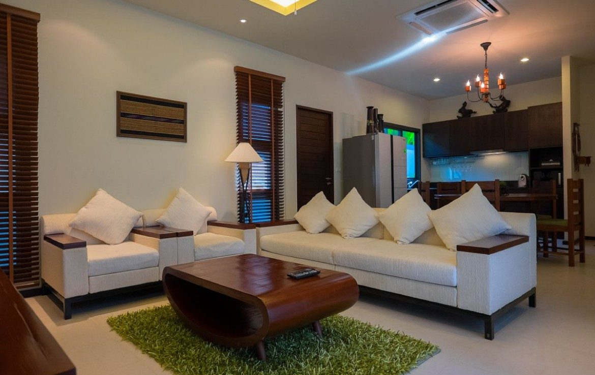 3 bedroom / 3 bathroom Villa in Rawai is available for sale, or re-sale.