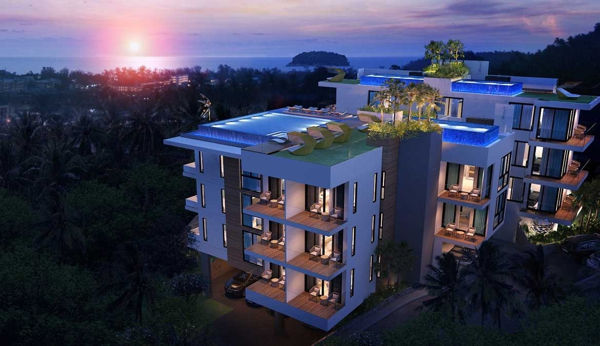 This 1 bedroom / 1 bathroom Villa for sale is located in Kata on Phuket