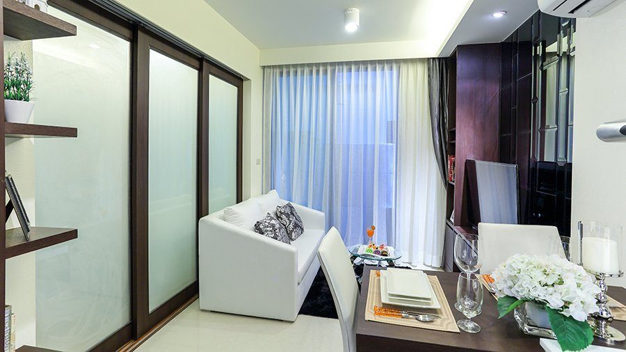 This 1 bedroom / 1 bathroom Villa for sale is located in Surin on Phuket