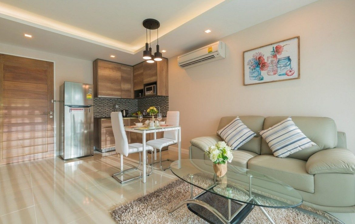 This 1 bedroom / 1 bathroom Villa for sale is located in Rawai on Phuket
