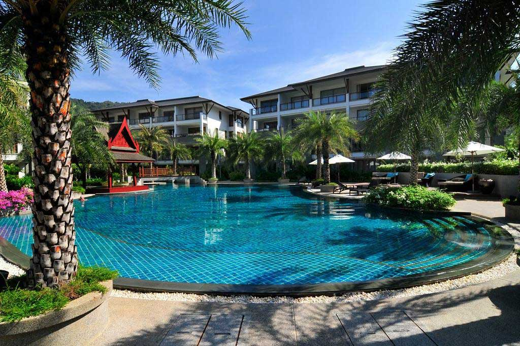 This 2 bedroom / 2 bathroom Villa for sale is located in Naithon on Phuket