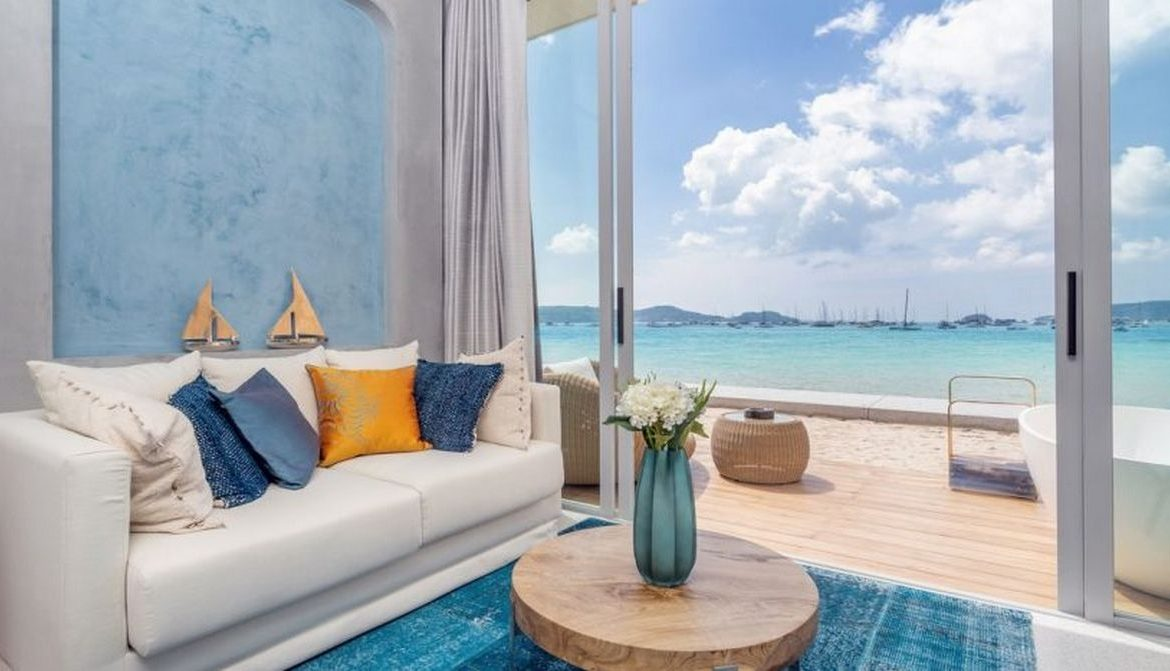 This 2 bedroom / 1 bathroom Villa for sale is located in Chalong on Phuket
